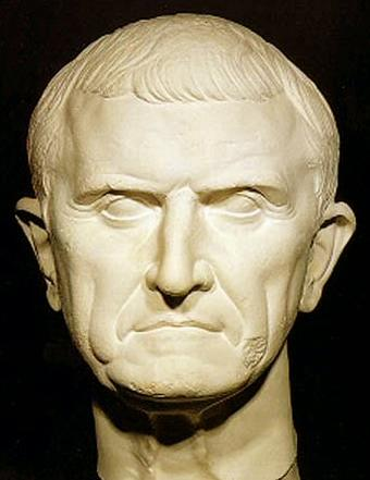 Crassus, Marcus Licinius Crassus, The richest man in Rome, early fire engine, Pompey the Great, Julius Caesar, Sulla, Marius, Greed, wealth, terrible people from history, Ciaran Conliffe, history blog, ancient Rome - HeadStuff.org