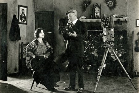 Sidney Olcott, Valentine Grant, the Kalem company, Irish movies, made in Kerry, hollywood in kerry, director, producer, actor, writer, old movies - HeadStuff.org