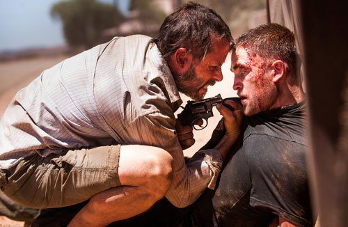 The Rover, Guy Pearce, Robert Pattinson, Mad Max, Robert Pattinson acting, good actor?, australia, future, dystopian, revenge, silly, movie review, Ged Murray - HeadStuff.org
