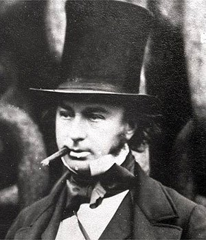 Brunel, Isambard Kingdom Brunel, great 20th century engineer, victorian age, victorian science, victorian engineer, dionysius lardner - HeadStuff.org