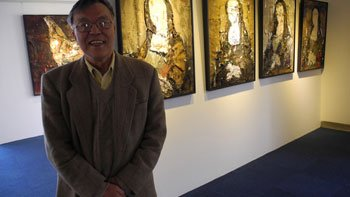Pei-Shen Qian, art forgery, art fraud, forger, fake art, jackson pollock fake, Mark Rothko, M Knoedler and company, hoax, con, museum - HeadStuff.org