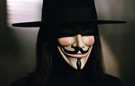 V for Vendetta, Guy Fawkes mask, Alan Moore, Uprising, revolution, Comics Unmasked, Orla Lehane, exhibition, british library, natalie portman - HeadStuff.org