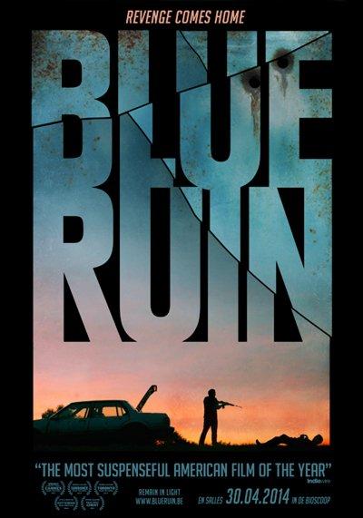 Blue Ruin, dark, revenge film, movie, review, week in review, Macon Blair, Jeremy Saulnier, 2013 - HeadStuff.org