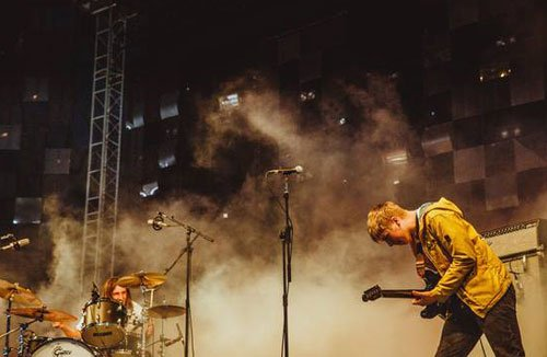 Drenge, Eoin Loveless, Rory Loveless, Metal, Punk, Fuckabout, Electric Picnic 2014, EP2014, live music, heavy, energetic, Drenge Glastonbury, White Stripes, Black Keys, Barry Healy, Barrygruff - HeadStuff.org
