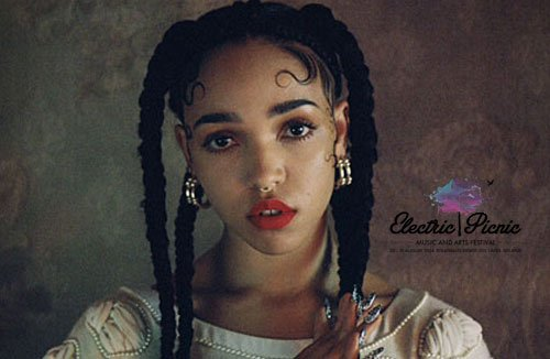 FKA Twigs, Two Weeks, Water Me, Bandcamp, EP, Electric Picnic 2014, Ireland, live music, new music, debut album, Trip-hop, Massive Attack, EP2014, countdown - HeadStuff.org
