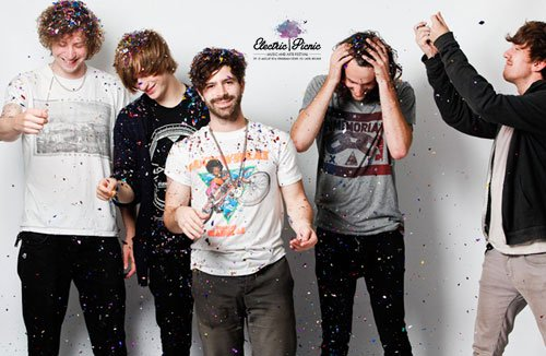 Foals, My Number, Anitdotes, Cassius, Inhaler, Holy Fire, Yannis Philippakis, music, rock, indie, pop, electric picnic, ep2014 - HeadStuff.org