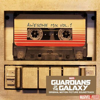 Guardians of The Galaxy, GOTG, Chris Pratt, Marvel, Marvel Comics, movie review, film, groot, zoe saldana, vin diesel, dave bautista, star lord, ronan the accuser, thanos, James Gunn, soundtrack, awesome mix tape vol. 1 - HeadStuff.org