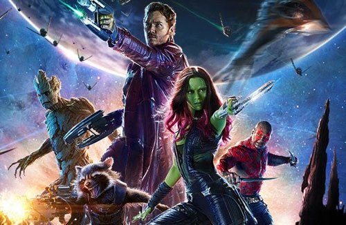 Guardians of The Galaxy, GOTG, Chris Pratt, Marvel, Marvel Comics, movie review, film, groot, zoe saldana, vin diesel, dave bautista, star lord, ronan the accuser, thanos, James Gunn - HeadStuff.org