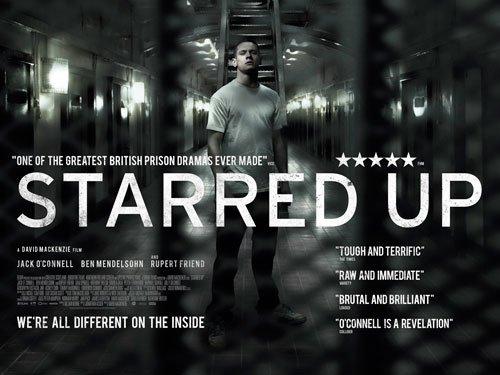 Starred Up, prison movie, film, tough, gritty, Jack O'Connell, Ben Mendelsohn, David Mackenzie, Animal Kingdom, killing them softly, intense - HeadStuff.org