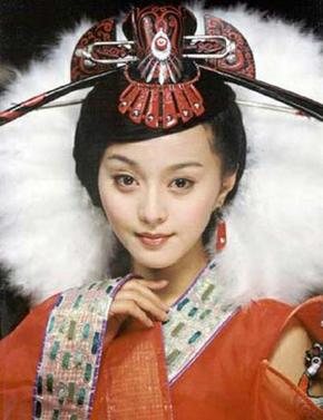 Wu Zetian, Fan Bingbing, Emperor Wu, Zhou Dynasty, Emperor Taizong, Terrible people from history, ciaran conliffe, @shinyemptyhead, daily scribblings, The Empress of China, TV series - HeadStuff.org