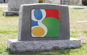 Death 2.0, google headstone, grave for google, computer death, memories,, Rest in Pixels, Morna O'Connor, Digital Death, Digital memories, how will you be remembered - HeadStuff.org