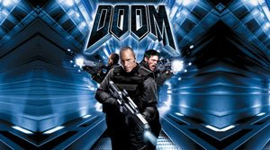 Doom, Doom movie, Doom film, computer game, the rock, bad film, terrible, bad film from a game, action film, review - HeadStuff.org