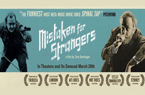 Film review, Mistaken for Strangers, The National, Music film, music documentary, the national documentary, meta music film, funny, comedy, movie, film - HeadStuff.org