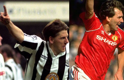 Peter Beardsley, Bryan Robson, record transfer fees, english players, manchester united, man utd, Newcastle united, liverpool, transfers, big money, 1986, legend - HeadStuff.org