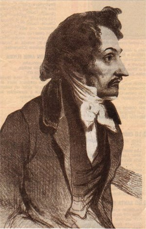 Lacenaire, The Elegant Criminal, Children of Paradise, French, Lyon, Evil, Terrible people from history, Pierre Francois Gaillard, - HeadStuff.org
