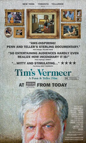 Tim's Vermeer, documentary, obsession, passion, great documentary, film review, movie review, The music lesson - HeadStuff.org