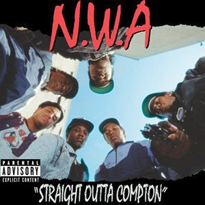NWA, Straight outta compton, N.W.A., Dr. Dre, AudioBlind, an album a day, review - HeadStuff.org