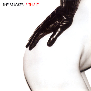 The Strokes, Is this it?, album cover, artwork, sexy album cover, indie band, garage, thrash, julian casablancas, new album, first listen to the strokes, audioblind - HeadStuff.org