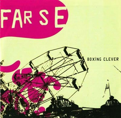 Farse, boxing clever album cover for AudioBlind week 1 - HeadStuff.org