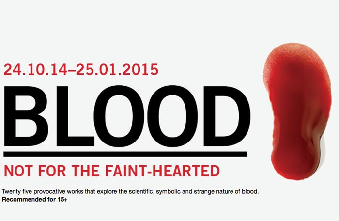 Blood at the science gallery, blood exhibition, adult show, Science Gallery Dublin, Halloween exhibition, not for the faint-hearted - HeadStuff.org