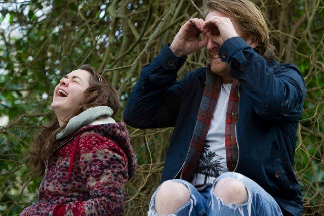 Irish film Gold directed by Niall Heery starring James Nesbitt, Maisie Williams, Kerry Condon and David Wilmot, distributed by Wildcard distribution October 2014 - HeadStuff.org