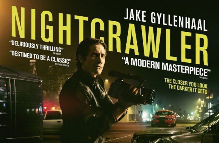 Nightcrawler, Jake Gyllenhaal , creepy, skinny, sick looking, paparazzi - HeadStuff.org