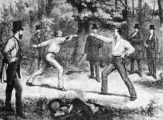 French duel, the fighting fitzgerald, duelling, sword fighting - HeadStuff.org