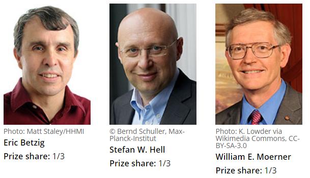 Nobel PrRize winners