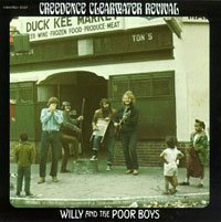 Creedance Clearwater Revival – Willy And The Poor Boys (1969) - HeadStuff.org