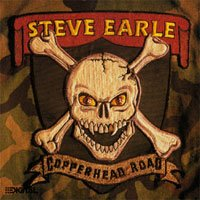 Steve Earle – Copperhead Road (1988) war albums, unheard albums - HeadStuff.org