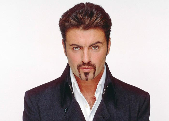 George Michael, movember, moustache-HeadStuff.org