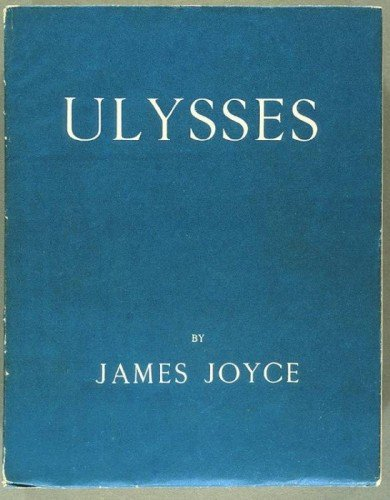 James Joyce, Ulysses, very long novel-HeadStuff.org