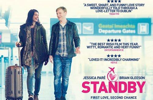 Standby movie review, film trailer, Love/Hate, Mad Men,  Brian Gleeson, burke, joe, good irish comedy, rom com - HeadStuff.org