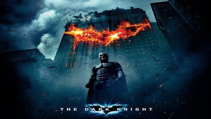 The Dark Knight Poster Christopher Nolan Christian Bale Heath Ledger - HeadStuff.org