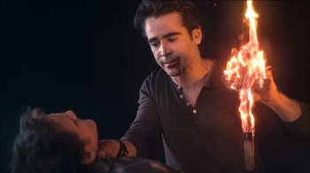 Fright Night, Colin Farrell, Craig Gillespie, vampire movie, funny horror, review, comedy horror - HeadStuff.org