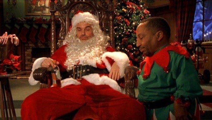 Bad Santa Billy Bob Thornton - HeadStuff.org