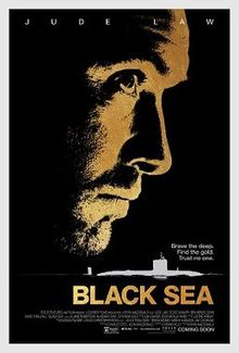 Black Sea Film Poster - HeadStuff.org