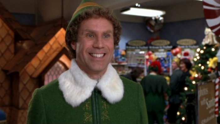 Elf Will Ferrell - Headstuff.org