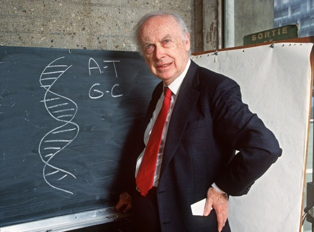 James watson sells nobel prize medal for 4.1 Million dollars at auction to anonymous bidder - HeadStuff.org
