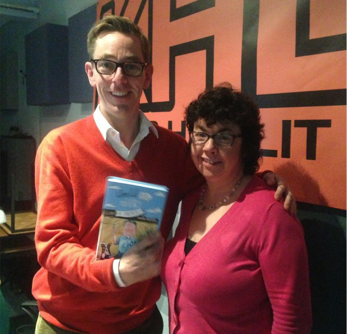 Lorna Sixsmith, Ryan Tubridy, best books of 2014, writers pick the best books of the year, famous irish writers favourite books, HeadStuff.org