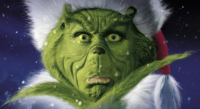 The Grinch - HeadStuff.org
