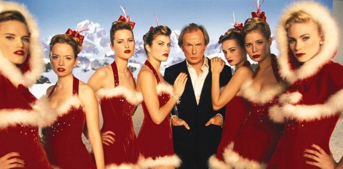 top 20 christmas films bill nighy love actually - HeadStuff.org