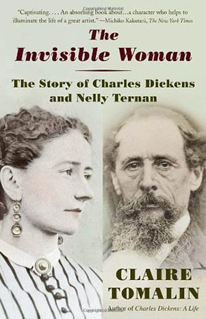 The Invisible Woman: The story of Nelly Ternan and Charles Dickens and Mrs Jordan's Profession - Image Source: shop16th.us