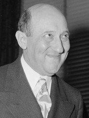 Morris Fishbein, terrible people in history pseudoscience quack John R Brinkley - headStuff.org