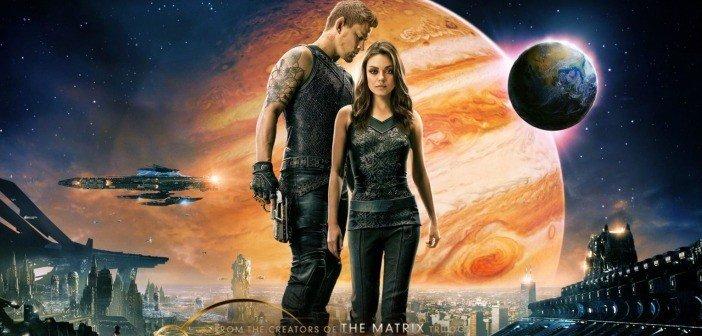 Jupitier Ascenining poster Channing Tatum Wachowski Siblings Mila Kunis imdb.com headstuff.org