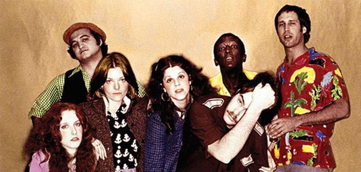 Saturday Night Live Original Cast - Headstuff.org