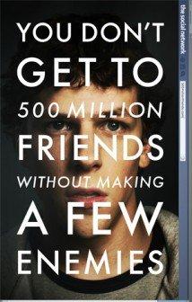 The Social Network Aaron Sorkin David Fincher Wikipedia.org - HeadStuff.org