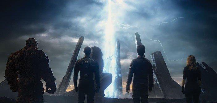 The Fantastic Four Reboot Superhero Movie -HeadStuff.org