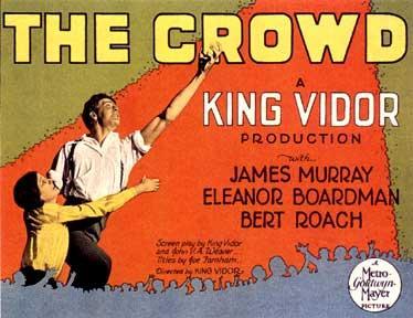 King Vidor's The Crowd - HeadStuff.org