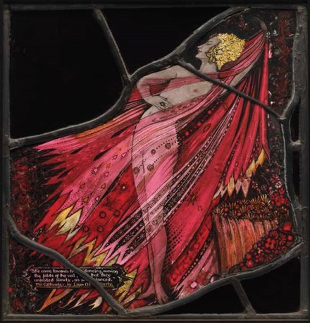 Harry Clarke, Mr Gilhooley, The Geneva Window-Headstuff.org